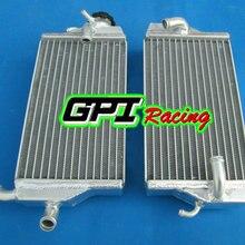 Алюминиевый радиатор для Honda CR 250 R/CR 250R 2000 2001 RH& LH GPI Racing