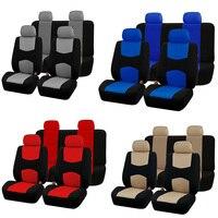 Car Seat Covers for Kia Cerato Niro Optima 2017 Picanto 2018 Accessories Rio 3 Sorento 2005 Soul Sportage 2018 Stinger Ceed 2018