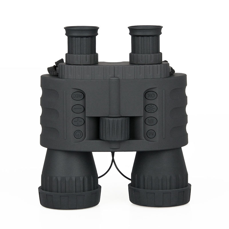 4x50 Digital Night Vision Binocular 300m Range Takes 5mp Photo & 720p Video with 1.5