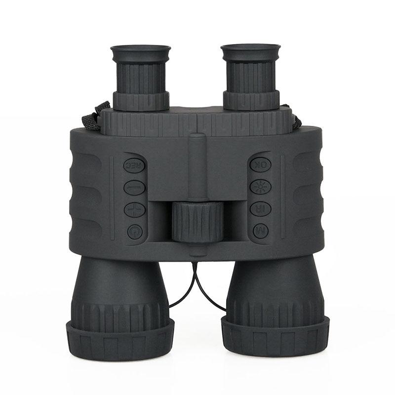 eagleeye 4x50 digital visao noturna binocular 300m faixa leva 5mp foto 720p video com 1 5