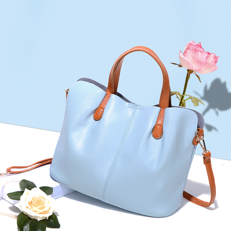 Fashion new channels handbags pu leather luxury handbags women bags designer leather white crossbody bags leisure high quality|Top-Handle Bags| |  - title=