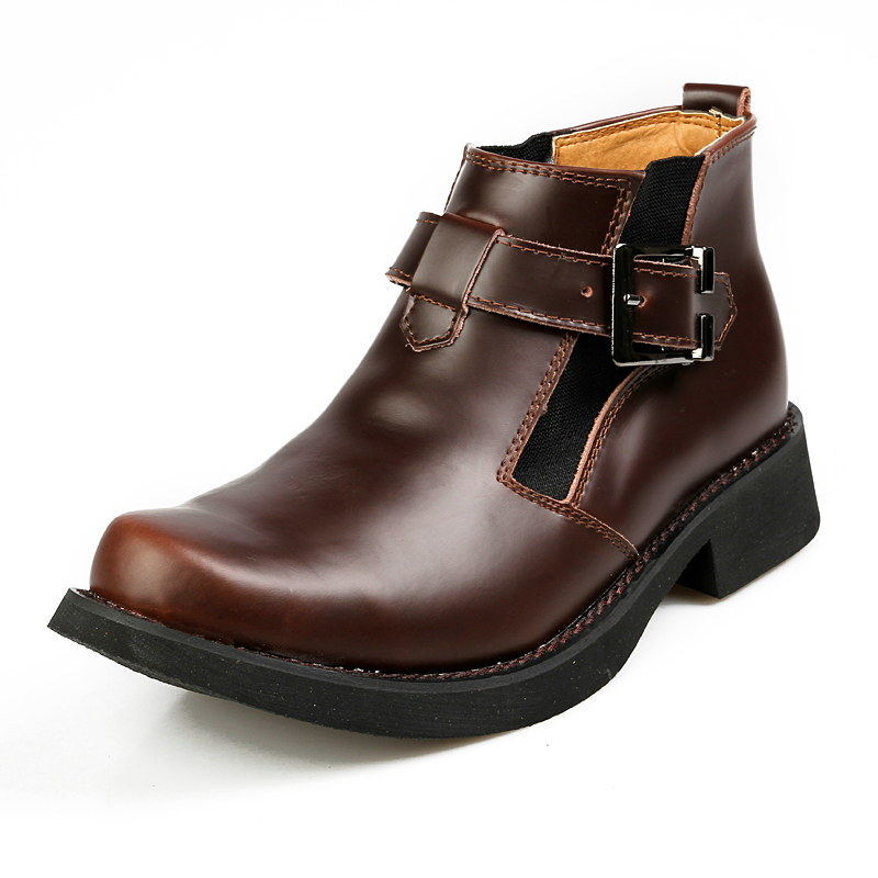 Aliexpress.com : Buy Spring Ankle Boots For Men Designer Shoes