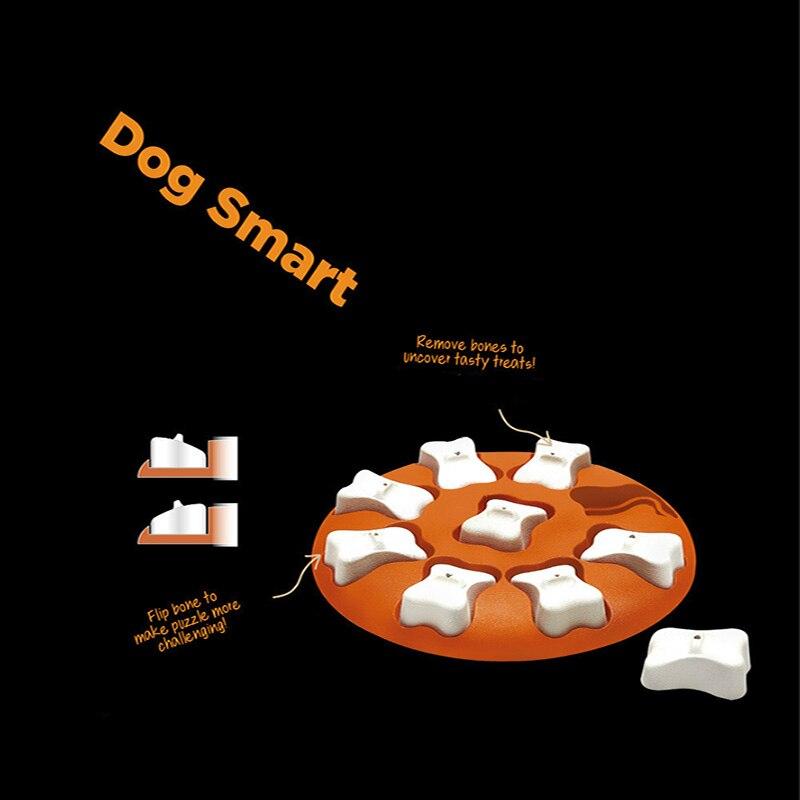 Amovible moyen et grand chien jouet chien accessoires meulage dentaire mâcher alimentaire interactif Pet Intelligence formation jouet