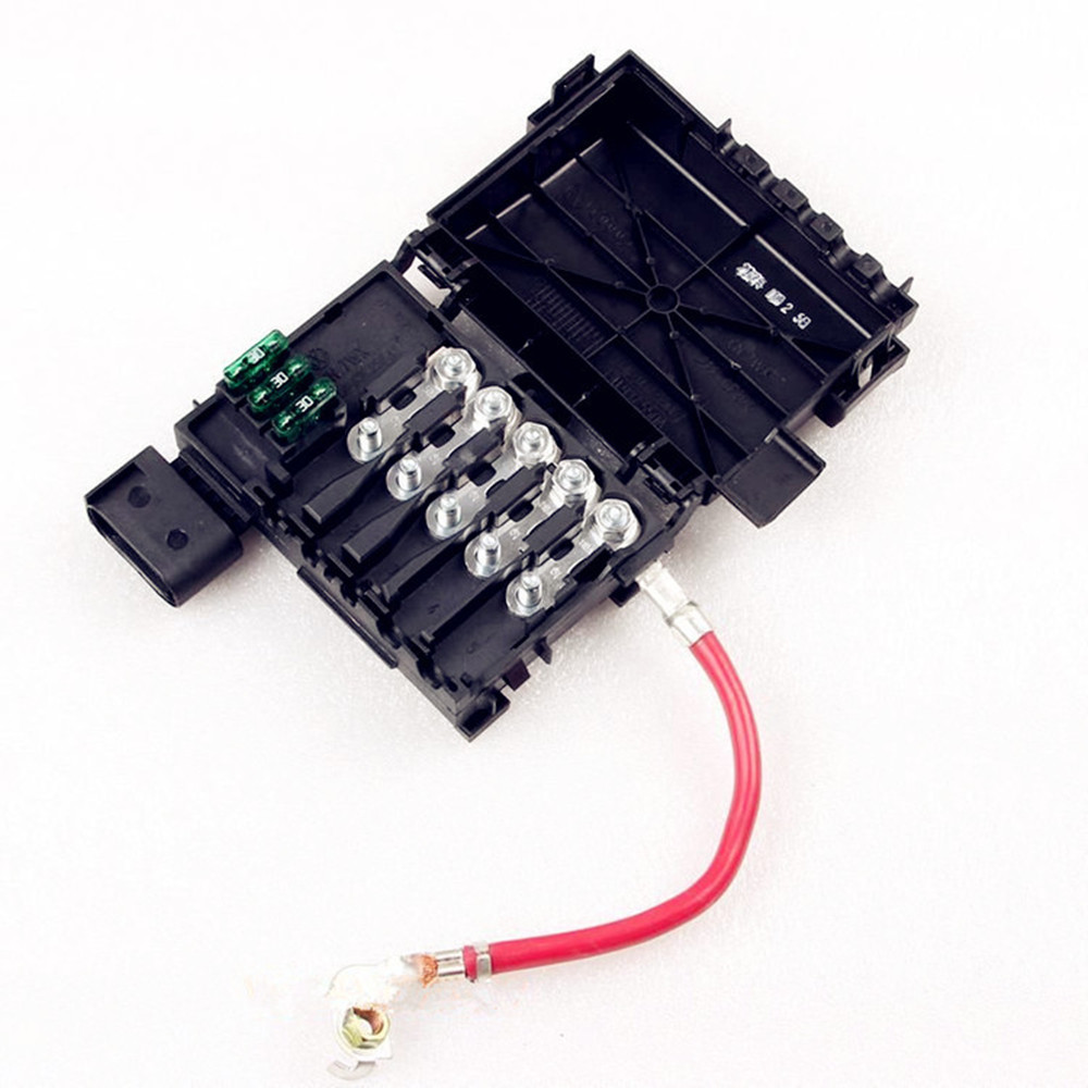 Vw Golf Mk4 Jetta Bora Mk4 Beetle Oem Battery Fuse Box For Seat Leon Octavia A3 1j0937617d 1j0