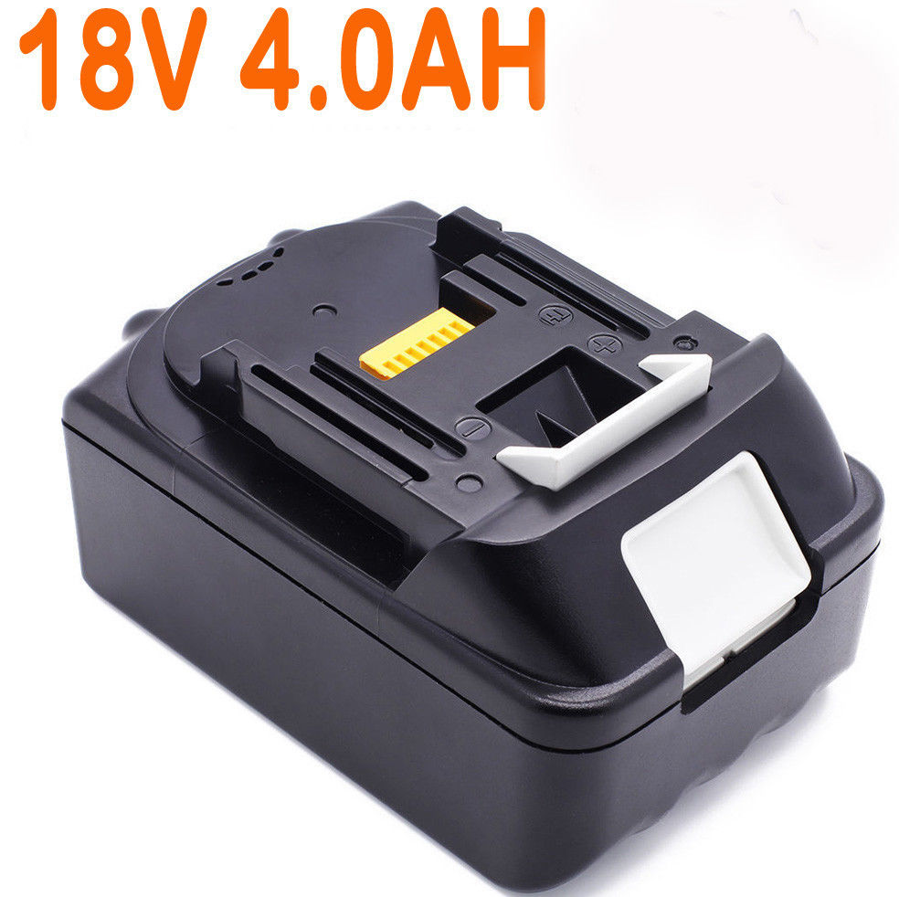 AIMIHUO For Makita 18V 4.0AH BL1840 BL1830 BL1815 LXT Lithium Ion Battery Cordless new rechargeable cordless tools batteries bl1830 4000mah for makita bl1840 lxt lithium ion 4 0ah power tool battery free post