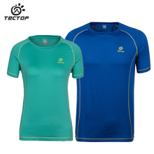 Quick-drying T-shirt Outdoor sports Camping & Hiking Men Women Absorb sweat breathable Quick-drying clothing Couple t-shirts