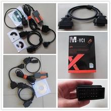 MVCI 3 в 1 для Toyota Tis для volvo vida dice для h/onda hds MVCI интерфейс профессиональный диагностический инструмент