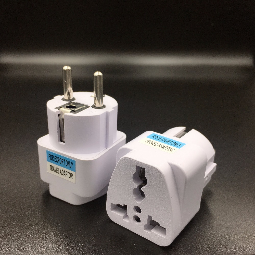5 PLUGS ADAPTERS PRIORITY MAIL 2-PACK $18.89 Seven Star World Travel Converter