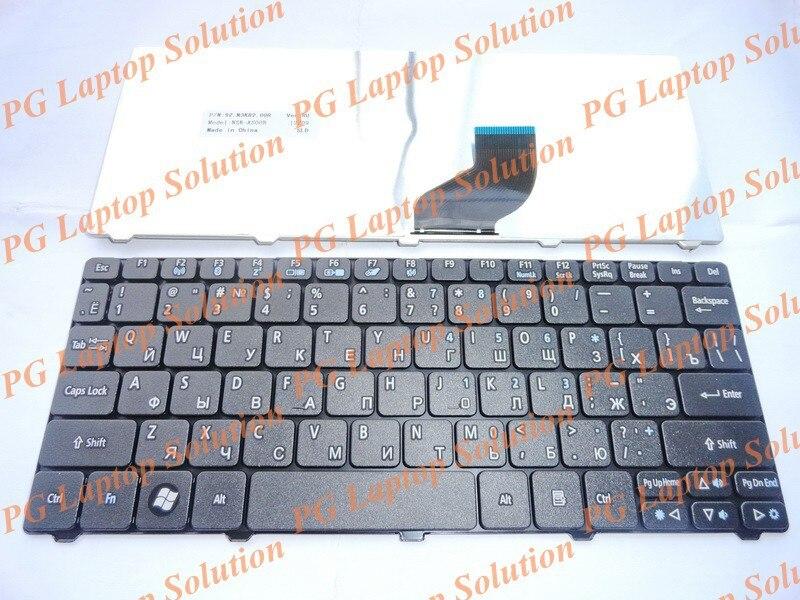 Russian Keyboard for Acer Emachines ZE6 ZE7 PAV70 PAV80 NAV50 350 eM350 NAV51 355 eM355 D255E AOD255E NAV70 POVE6 RU Black