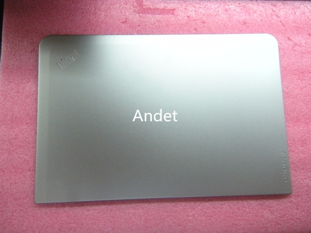 New Original for Lenovo ThinkPad S3 S431 S3 S440 Lcd Rear Back Lid Cover + LCD Front Bezel  Screen Shell Silver Black 04X1092