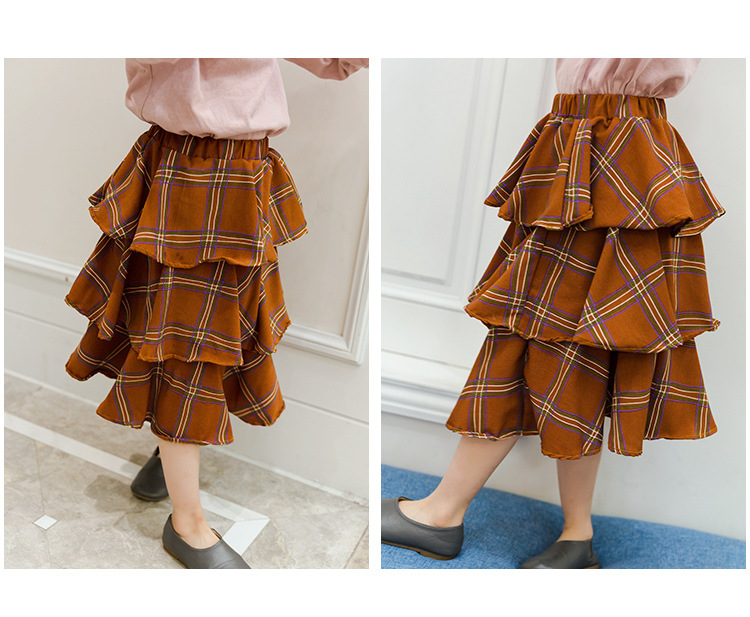 tutu    2017 plaid tutu skirt        girls skirts     skirt girl (16)