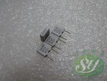 2020 gran oferta 30 uds/50 Uds EVOX MMK5 0,0022 uf/400v 2.2nf 2n2 2200pf 222 nuevo Condensador de película, 5MM condensador de audio envío gratis