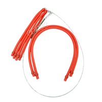 High elasticity durable slingshot rubber band slingshot accessories special for Neptune 8.9.10.11 Spare leather band 2 colours|Bow & Arrow|Sports & Entertainment -
