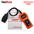 2017 Latest VAG OBD2 OBDII Auto Scanner U281 Code Reader Car Diagnostic Tool for Audi VW Golf Air Bag ABS Scanner Free Shipping