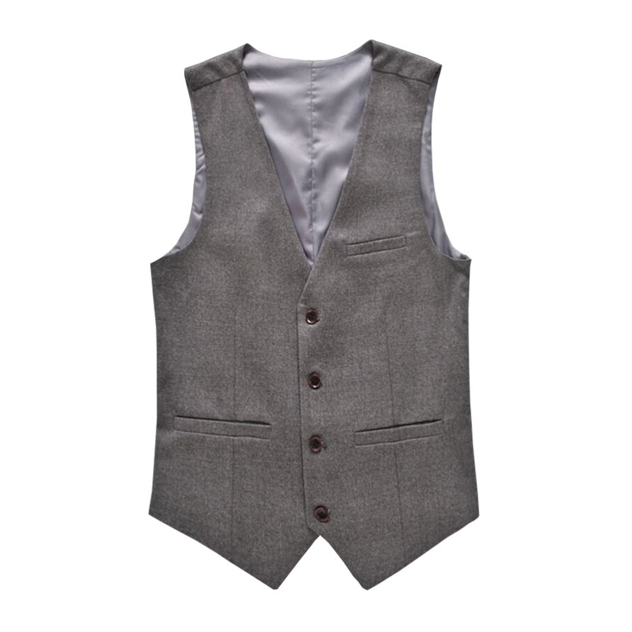 Buy Fashion Men 39 S Vests New Style Solid