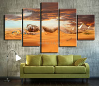 Free Shipping Elephant Morden Abstract Oil Painting Painted Painting Painting Oil On Canvas Home Decoration Living
