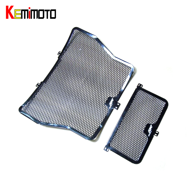 KEMiMOTO S1000RR Radiator Grill Oiler Cooler Guard Set For BMW S 1000 RR 2010 2011 2012 2013 2014 2015 waase radiator protective cover grill guard grille protector for bmw s1000rr s1000 rr 2009 2010 2011 2012 2013 2014 2015 2016