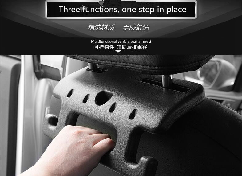 Auto-styling multifunction armrest for Suzuki Jimny The Kizashi Grand Vitara SX4 VITARA Works Baleno Celerio Swift accessories