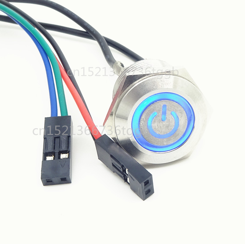 Socket Plug for 19mm Toggle Switch ON//OFF Buttons 6Pin Wire Harness WYS Sales