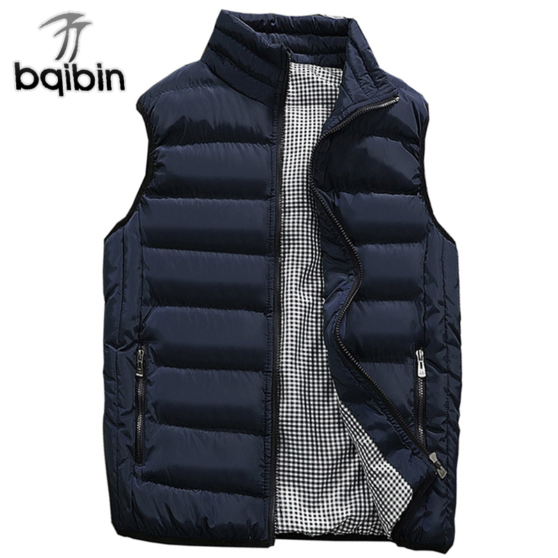 5XL Plus Size Vest Men New Stylish 2019 Autumn Winter Warm Sleeveless Jacket Army Waistcoat Men's Fashion Casual Coats