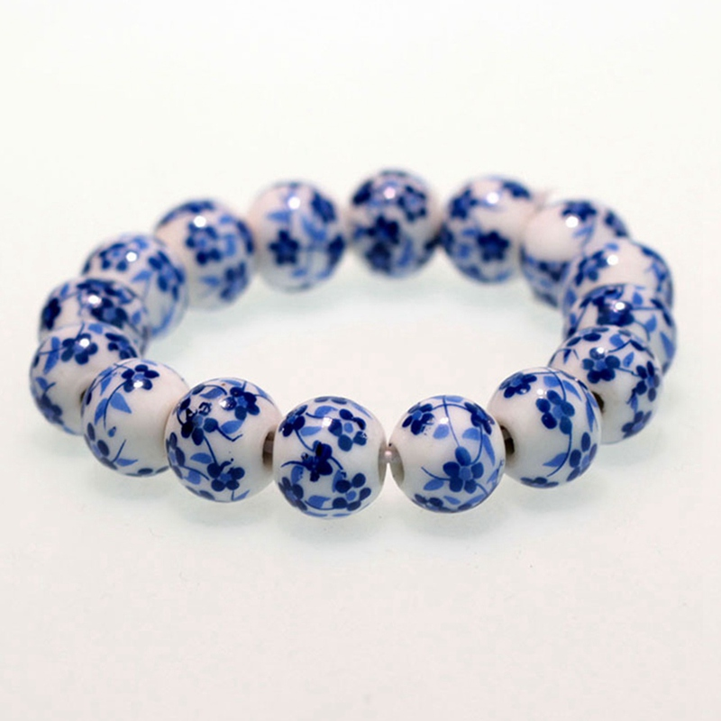 "Beads-Sodalite Chip Beads-Blue w//White Specks-Med-Large Chips X LONG 36/"" Strand"