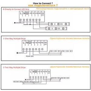Image 5 - AC DC 36V Power Supply 36 Volt 48 Volt Transformer 220V 36V 10A 360W 600W  LED Driver 48V 5A Power Supply Unit for LED Strip