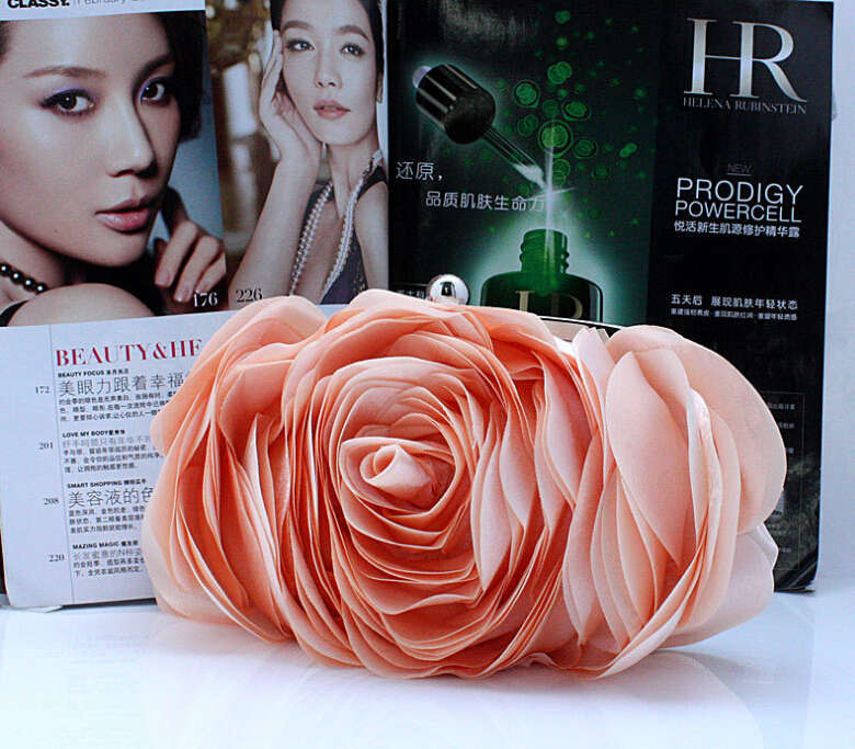 Popular 3d Flower Purse-Buy Cheap 3d Flower Purse lots from China