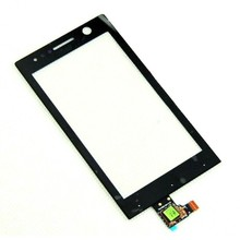 2PCS/LOt Free Shipping Original New Replacement  Touch Screen For Sony Xperia U ST25 ST25i High Quality Touch Glass Digitizer