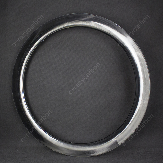 2019 OEM Brilliant Paintless UD Glossy Mirror Surface Carbon T700C Road Rims Tubular/Clincher Road Disc Brake