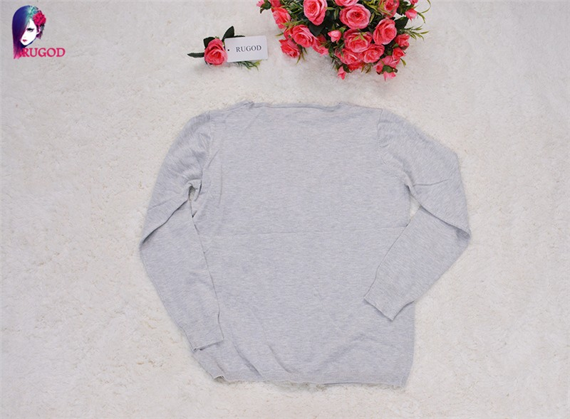17 Hot 2 Pieces Set Women V-Neck Sexy Knitted two pieces sets Spring Suits Tracksuit Sweater top+ Pants Set Womens Casual Suit 35
