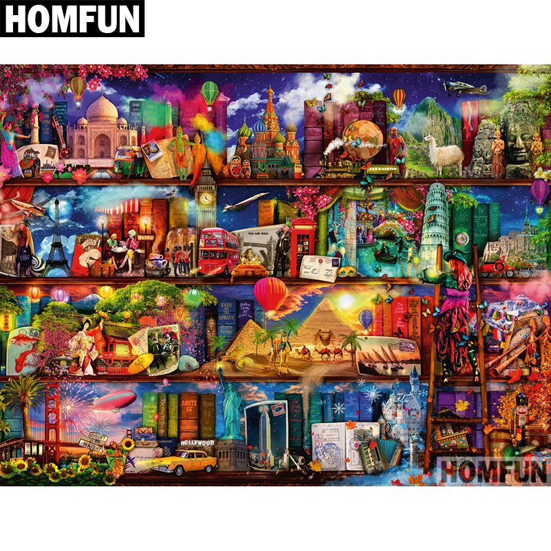 HOMFUN 5D Diamond