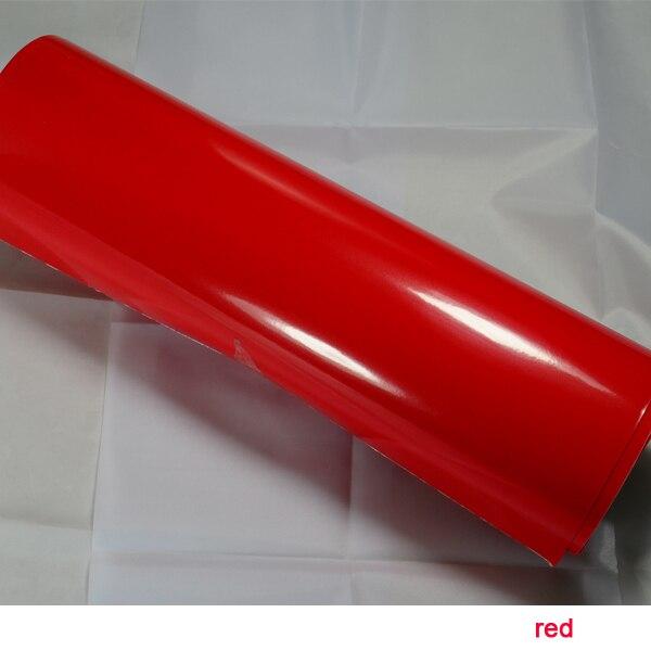 К 2015 году новейшие рос Китай мечта Глянцевая винил автомобиль наклейки 1.52X30m воздуха без пузырьков Красный автомобиль Упаковка винил фольга Мэтт фильм