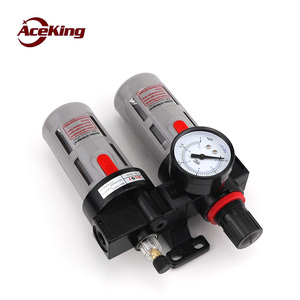 Image 3 - Пневматический редукционный клапан BFC2000, регулирующий клапан для воздушного масла и воды, фильтр сепаратор BFC3000 4000