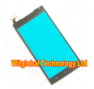 """New Touch Screen Digitizer For 4.7"""" Wexler Zen 4.7 Touch panel Glass Sensor Replacement Free Shipping"""