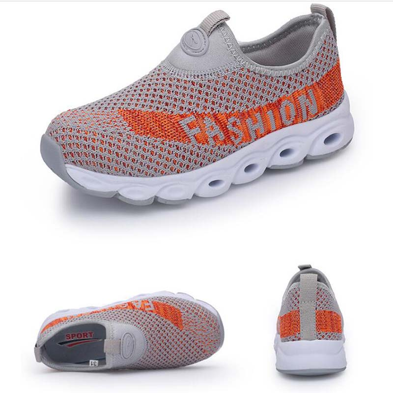 Fashion toddler girl running shoes kids sneakers for Children boys Casual Shoes breathable girls sports shoes autumn in Sneakers from Mother Kids