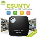 1 Year IPTV included ESUNTV CSA96 IPTV Box 4G/32G Arabic Spain UK French Germany Italy Netherland Sweden Portugal EX-YU xxx US