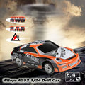1:24 2.4Ghz Radio Remote Control Rechargeable Drift Car RTR A252 EU Plug