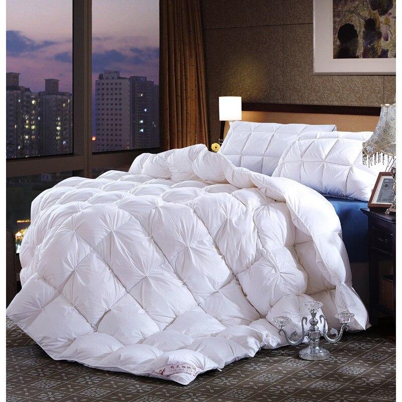 1шт Вища якість 95% Білий Гусь вниз - Домашній текстиль - фото 1
