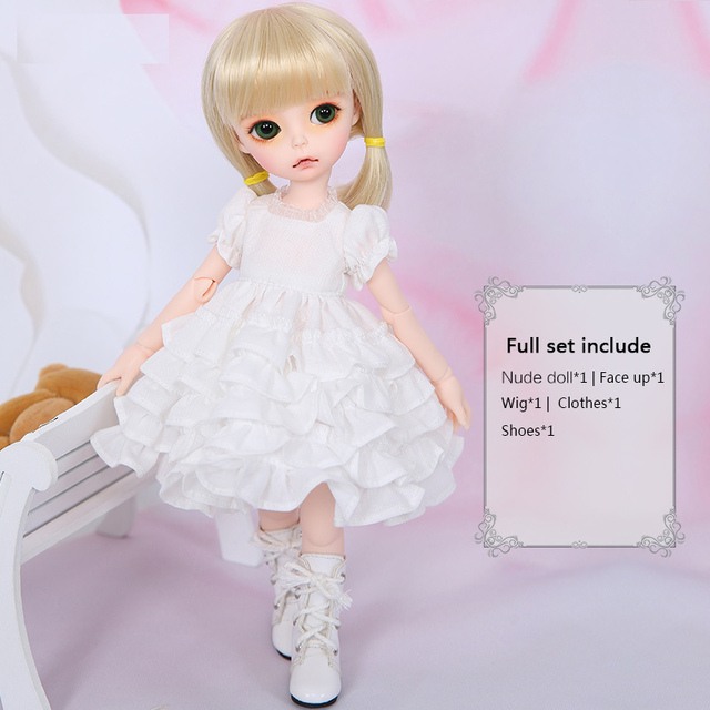 Imda3.0 Colette 1/6 BJD SD Doll Body Girls Boys Resin