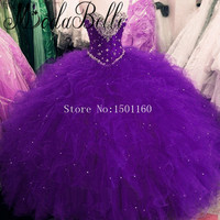 Off Shoulder Purple Quinceanera Dresses Vestidos De 15 Sweetheart Royal Blue Quinceanera Dresses Ball Gowns Vestido