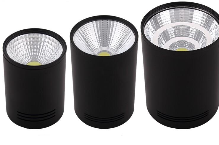 7W/10W/15W/20W/30W COB discount LED 3