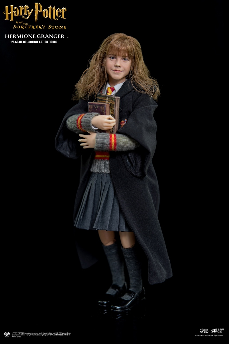 1/6 Collectible Figure doll Harry Potter and the Philosopher's Stone Hermione Granger 12 action figure doll Plastic Model Toys rowling j harry potter and the philosopher s stone ravenclaw editionhardcover