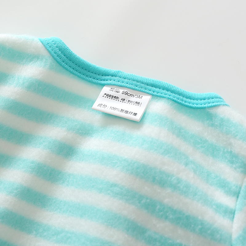 HTB1X9N1dBUSMeJjSszbq6zerFXaM - 0-12M Baby Rompers Winter Warm Fleece Clothing Set for Boys Cartoon Monkey Infant Girls Clothes Newborn Overalls Baby Jumpsuit