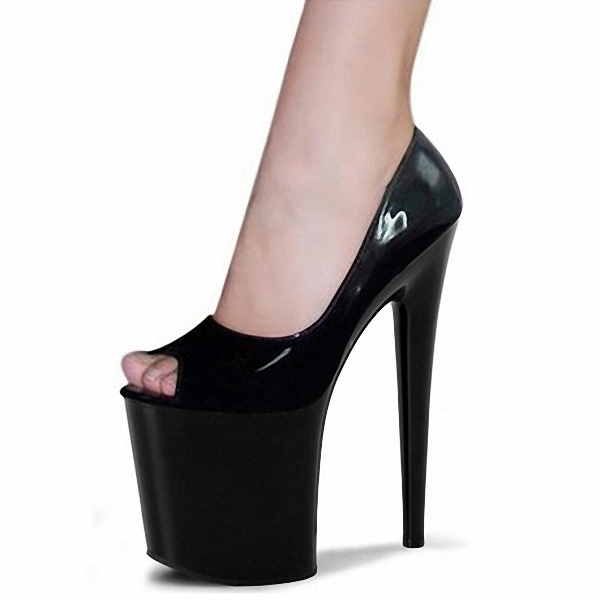 Online Buy Wholesale 8 inch platform heels from China 8 inch