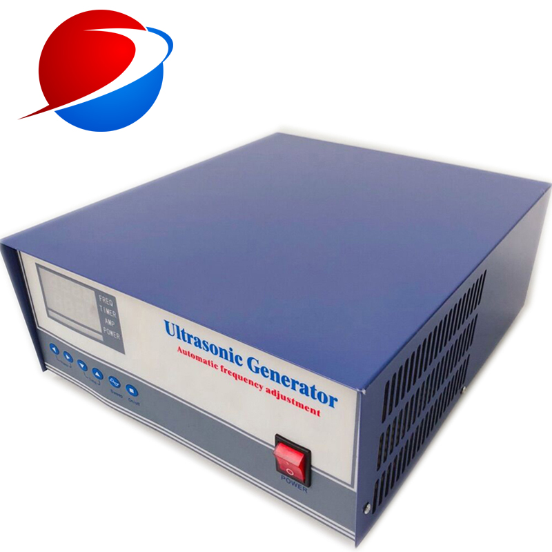 2400W high power ultrasonic sound generator 20KHz-40KHz Ultrasonic Cleaner Generator Frequency and power adjustable