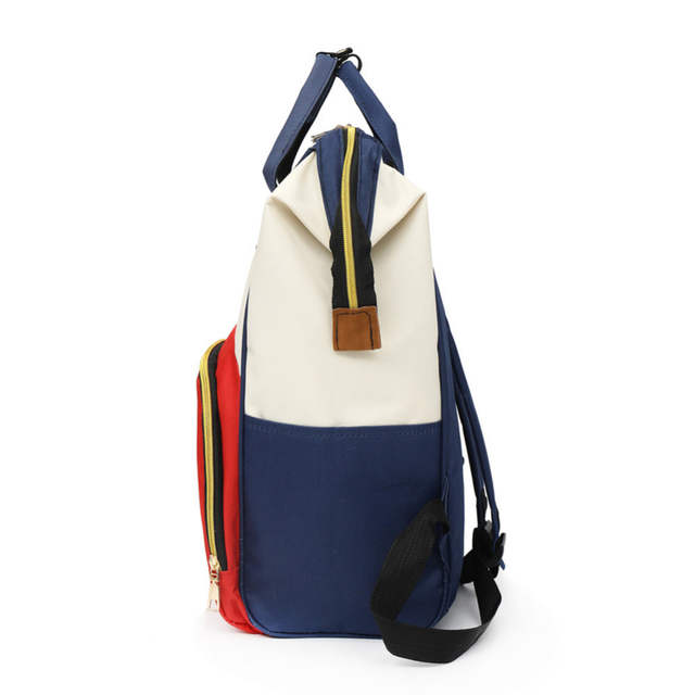 c0e91e476a2 Fashion Mummy Backpacks Oxford Big Backpacks for Mom Maternity Nappy Bag  Large Capacity Baby Bags Travel Shoulder Bags for Girls