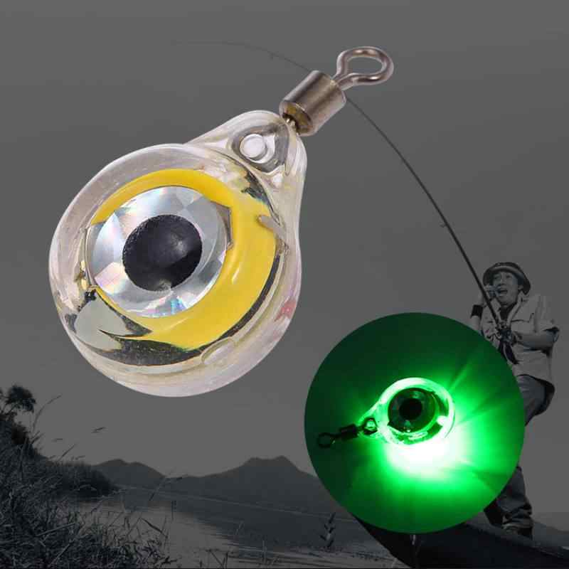 Mini LED Underwater Night Fishing Light Fishing Supplies for Attracting Bait and Fish Dropshipping