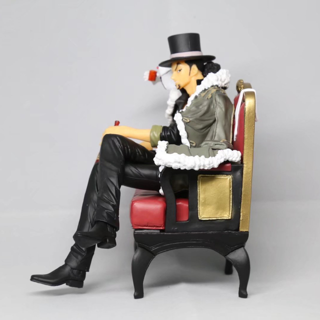 One Piece Anime Rob New World  Action Figure Toy