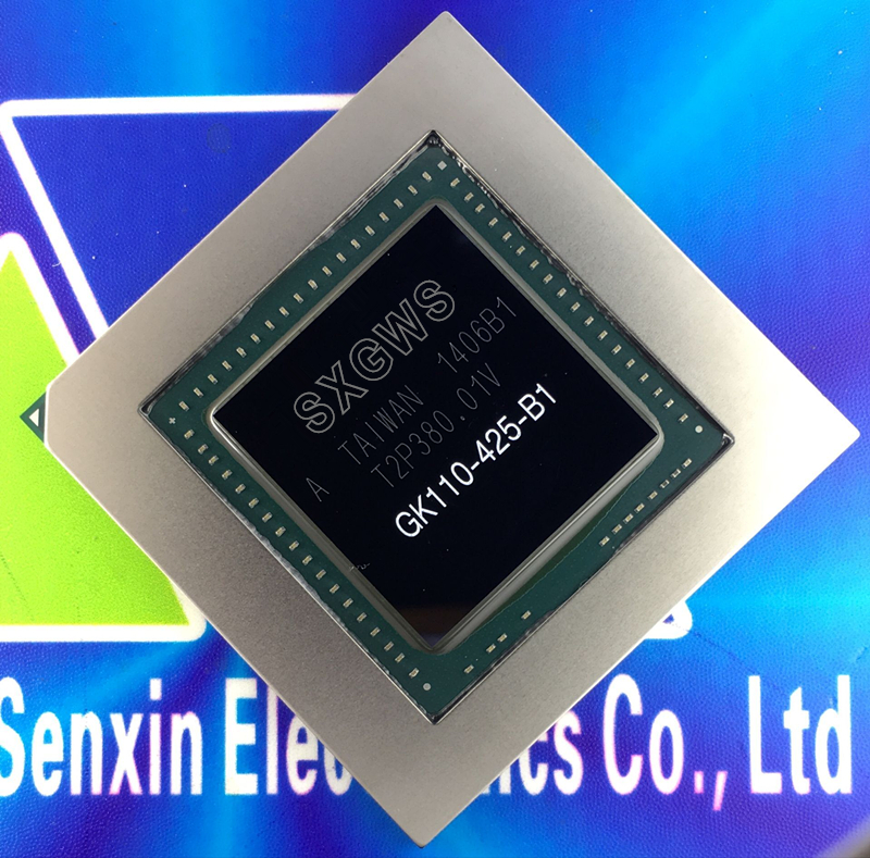1 PCS  GK110 425 B1 GK110 425 B1 BGA chip with ball tested Good Quality-in Integrated Circuits from Electronic Components & Supplies