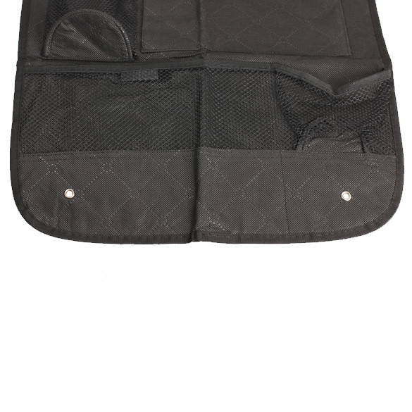 Car Auto Seat Back Bag Organizer Holder Multi-Pocket Travel Storage Hanging Bag Pocket Storage Bag Vehicle Car Seat Hanging Bag 18